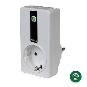 Nexa fjärrströmbrytare - en smartplug med på/av-funktion, 2300W