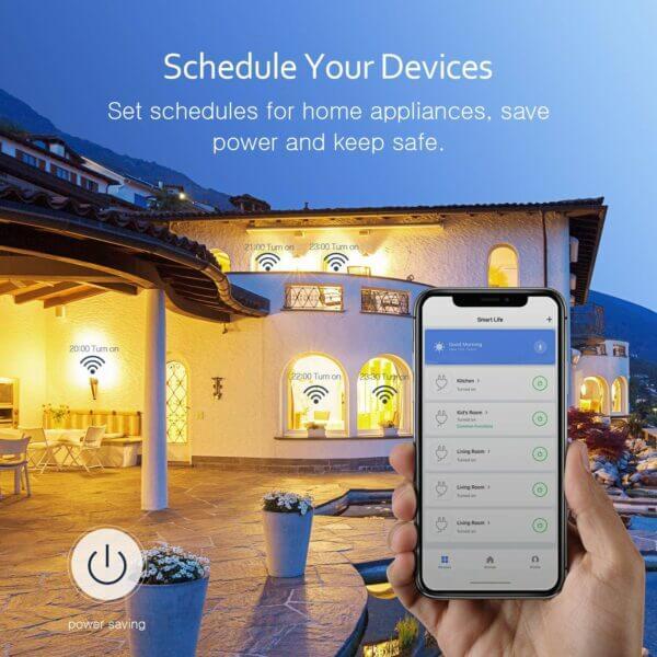 WiFi Smartplug