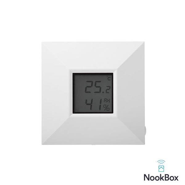 Temperatur till NookBox