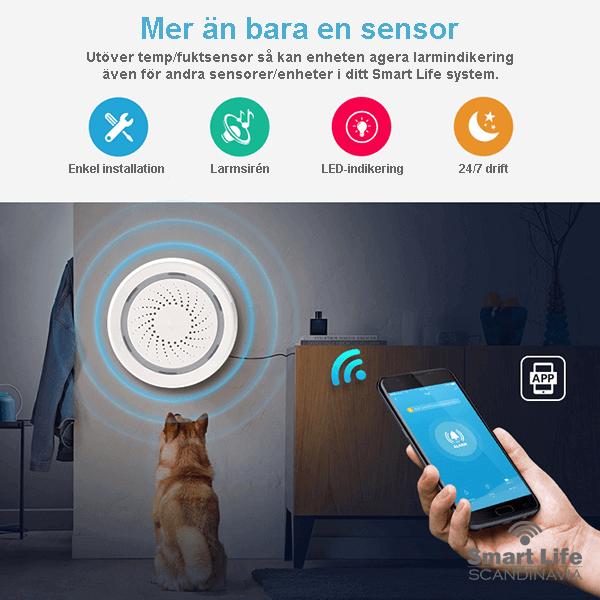 Smarta hem med WiFi