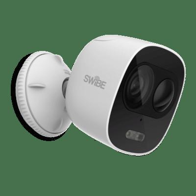 Övervakningskamera utomhus