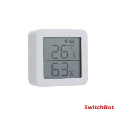 Temperatur och fuktmätare wifi